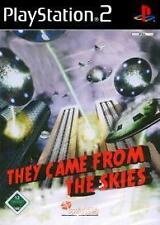 PlayStation 2 they came from the skies Space payasos nuevo