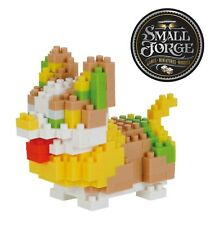Nanoblock Pokemon, YAMPER, NBPM-069, Pieces 190, Level 2, NEW