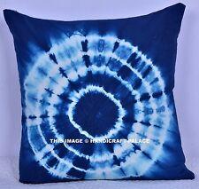 """Indigo Blue Mandala Design Home Bedding Decor Sofa Throw Cushion Cover Sham 16"""""""