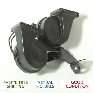 OPEL VAUXHALL ASTRA HIGH & LOW PITCH HORN SET OEM