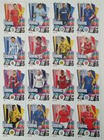 2020/21 Match Attax UEFA Champions League - Full Set of Super Signings (16 cards