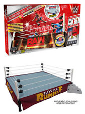 Package Deal  - 2016 Authentic Scale Ring & Royal Rumble Ring Skirt