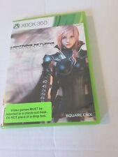 Lighting returns Final Fantasy 13 Xbox 360