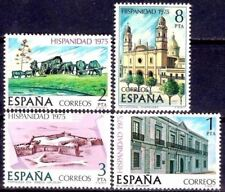 Spain Stamps - 1975 - Spain In The New World 4th Series In MNH Condition