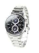 SEIKO Spirit Smart Solar Chronograph SBPJ005 Men's Watch New in Box