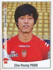 285 CHU-YOUNG PARK SOUTH KOREA AS.MONACO ARSENAL.FC STICKER FOOT 2011 PANINI