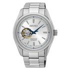 全新現貨 Seiko PRESAGE Basic Line 鏤空機芯 自動機械手錶 SSA355J1 *HK*