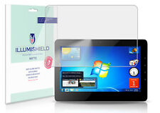 iLLumiShield Anti-Glare Screen Protector 2x for ViewSonic ViewPad 10s Tablet
