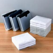 T-Shirt Clothes Flip Folder Board 3 Piece Laundry Organizer Folding S/L