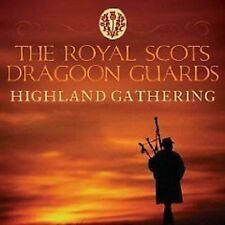 ROYAL SCOTS DRAGOON GUARDS - HIGHLAND GATHERING CD ALBUM