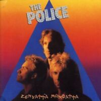 The Police - Zenyatta Mondatta [New CD] The Police - Zenyatta Mondatta [New CD]