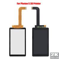 ANYCUBIC 2K LCD-Licht LCD-Bildschirmmodul 2560x1440 für Photon S 3D-Drucker Neu