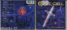 CASTLE WELL BACK FOR REVENGE CD RARE PRIVATE INDIE CLASSIC METAL