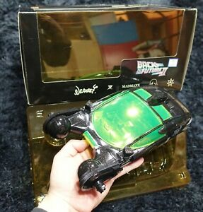Back to the Future FUTURE CAR Blade Runner POLICE SPINNER NEXUS 7 VER,