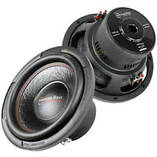 """2 Pack American Bass 12"""" Subwoofers Dual 2 Ohm 1000 Watts Max Sub XD-1222"""