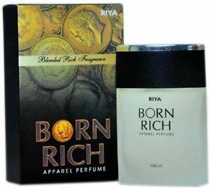 Riya  born rich apparel perfume 100 ml & Deodorant Set