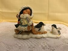 "Friends Of The Feather ""Friends Every Step of the Way"" 1998 Enesco 384143"