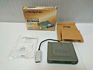Sega Saturn Multi Terminal 6 Multitap HSS-0103 Japan Box manual