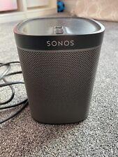 Sonos Play:1 Compact Wireless Smart Speaker - Black 🔈 🔊 🔥