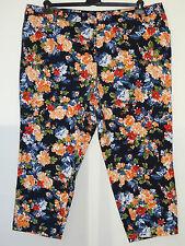 Samoon by Gerry Weber Komfort Stoff Hose Gr. 52 Damenhose mit Elastan Jeans
