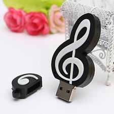 2GB USB 2.0 Leather Flash Flash Drive Memory Stick Pen Storage Thumb U Disk Gift