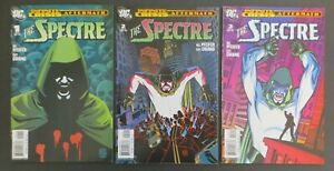 Crisis Aftermath The Spectre #1-3 (2006) VF/NM Pfiefer Chiang DC Comics Complete