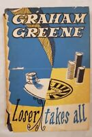 Graham Greene - Loser Takes All - First Edition - 1955 - with DustJacket