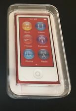 Apple iPod Nano 7th Generation (16GB) Red Special Edition NEW