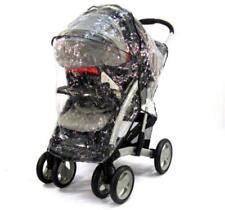 ZIPPED Travel System Raincover for Graco Pram Stroller