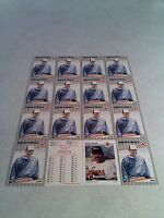 *****Oswald Peraza*****  Lot of 60 cards.....7 DIFFERENT