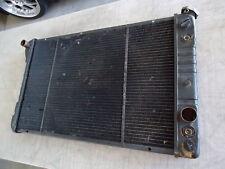 Radiator with Cap V8 5.0 Pontiac Trans Am Firebird 82 83 84