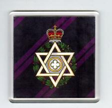 ROYAL ARMY CHAPLINS DEPARTMENT ( JEWISH ) LARGE COASTER