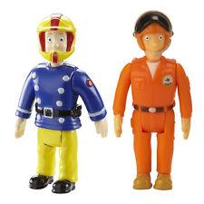 Sam Le Pompier Pack De 2 Figurines - Moto Quad sam et Tom TOUT NEUF