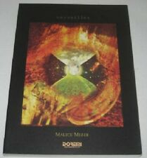 Malice Mizer - Merveilles - Japan Visual Kei Music Band Score Gackt Moi Dix Mois