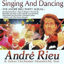 ANDRE RIEU : SINGING AND DANCING / CD - NEUWERTIG