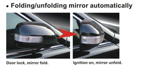 FOR  FORD RANGER PXI / PXII XLT WILDTRAK AUTO FOLDING SIDE MIRROR  SWITCH MODULE
