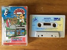 COMMODORE 64 (C64) - TRIPLE DECKER 4 (BY ALTERNATIVE SOFTWARE) - 3 GAMES - SCC
