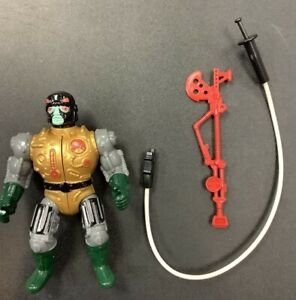 MASTERS OF THE UNIVERSE HE MAN BLAST ATTAK LOOSE COMPLETE ACTION FIGURE TOY 1987