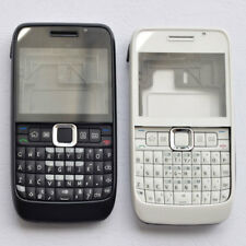 New Full Housing Case Battery Cover Front+Middle Frame Key Board For Nokia E63