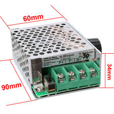 12V-72V 30A DC Motor Speed Control PWM Controller Dimmer with Switch