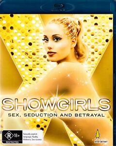 Showgirls Blu Ray Region B