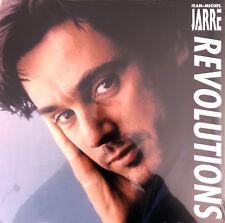 Jean-Michel Jarre LP Revolutions - Remasterisé, 140g Vinyl - Europe (M/M)