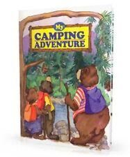 """""""Mein Camping-Abenteuer"""" personalisiertes Kinderbuch"""