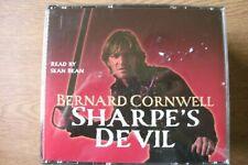 Bernard Cornwell - Sharpe's Devil (CD-Audio) . FREE UK P+P .....................