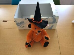 "Stuffed Toy Halloween Teddy Bear 1500 limited to Japan 10.6"""