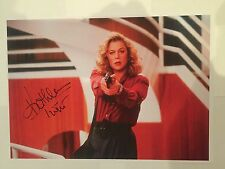 Kathleen Turner AUTOGRAPHED picture photo