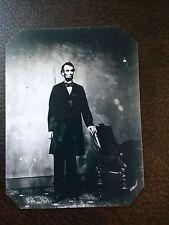 Abraham Lincoln Civil War President tintype C792RP
