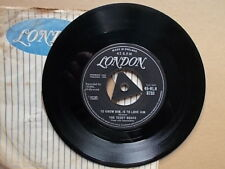 """The Teddy Bears: """"To Know Him, Is To Love Him"""". London 45-HLN 8733.1958. Orig 45"""