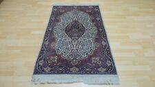 "PERSAIN Prayer CARPET RUG HAND MADE  WOOL Oriental TREE LIFE 5FT 3"" X 3FT 2"""
