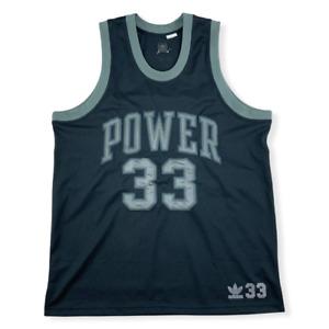 Adidas Power Trainingsshirt #33 Jersey T-Shirt Gr. Ca. XL OP3